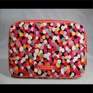 Vera Bradley small tablet case -Confetti